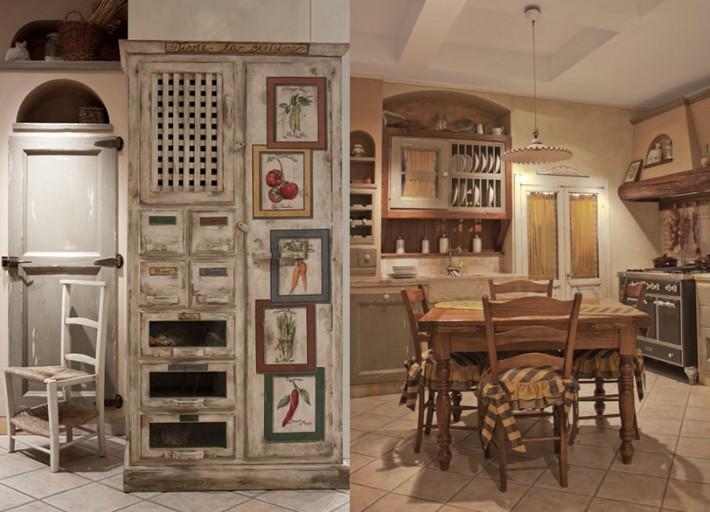 L'Artigiano Arredamenti progettazioen e realizzazione cucine in muratura in stile toscano e ...