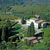 VILLA DI GEGGIANO, Castelnuovo Berardenga