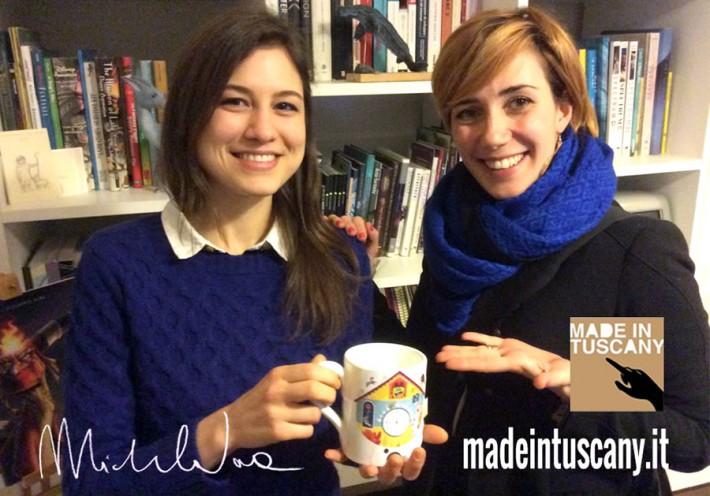 Michela Nava vincitrice del Contest Nemoland Made in Tuscany