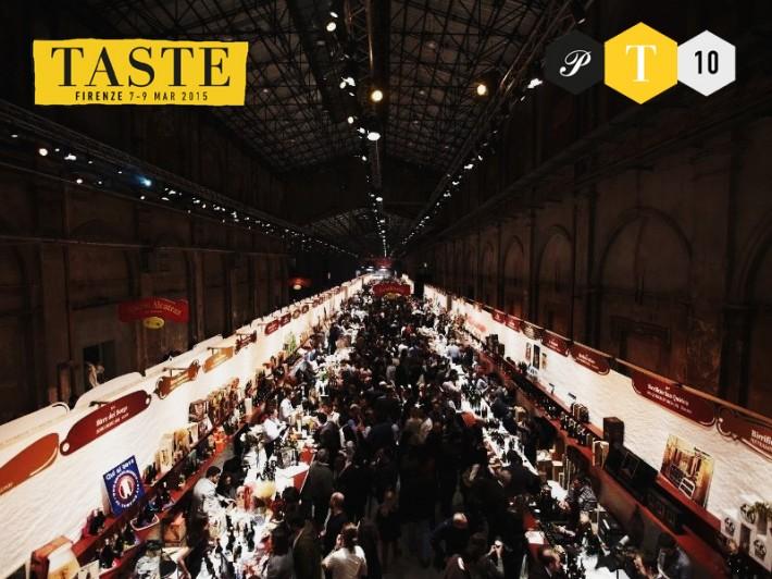 Dal 7 al 9 marzo 2015, alla Stazione Leopolda di Firenze arriva il Taste