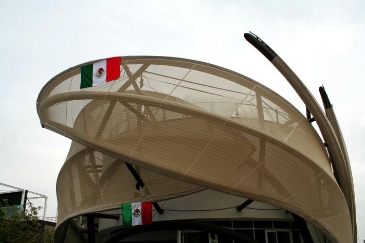 Il Made in Tuscany nel Padiglione del Messico a Expo 2015