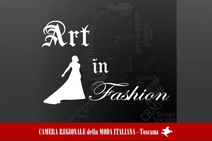 """La Camera Regionale della Moda Italiana presenta: """"Art in Fashion"""" seconda edizione."""