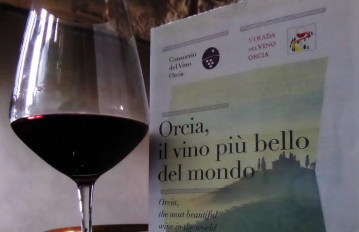 Il vino Orcia Doc raccontato attraverso la voce internazionale di Walter Speller