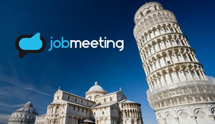 Martedì 24 novembre 2015 arriva il Job Meeting di Pisa