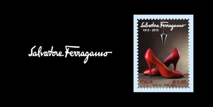 Poste Italiane presenta il francobollo dedicato a Ferragamo