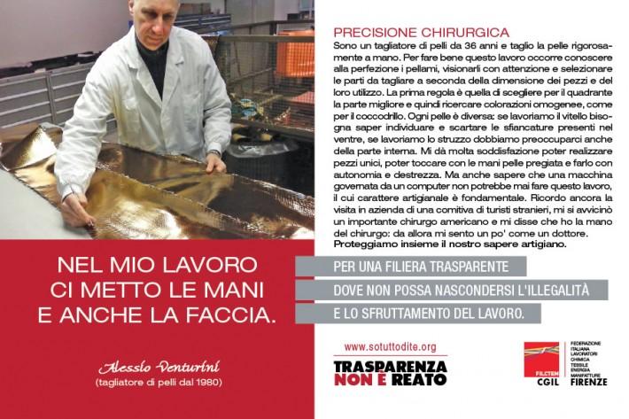 Made in Tuscany aderisce alla campagna #sotuttodite