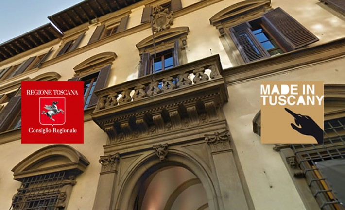 Made in Tuscany si presenta alla stampa in Consiglio Regionale della Toscana