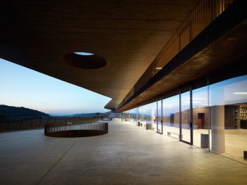 Cantina Antinori Winery, a unique design