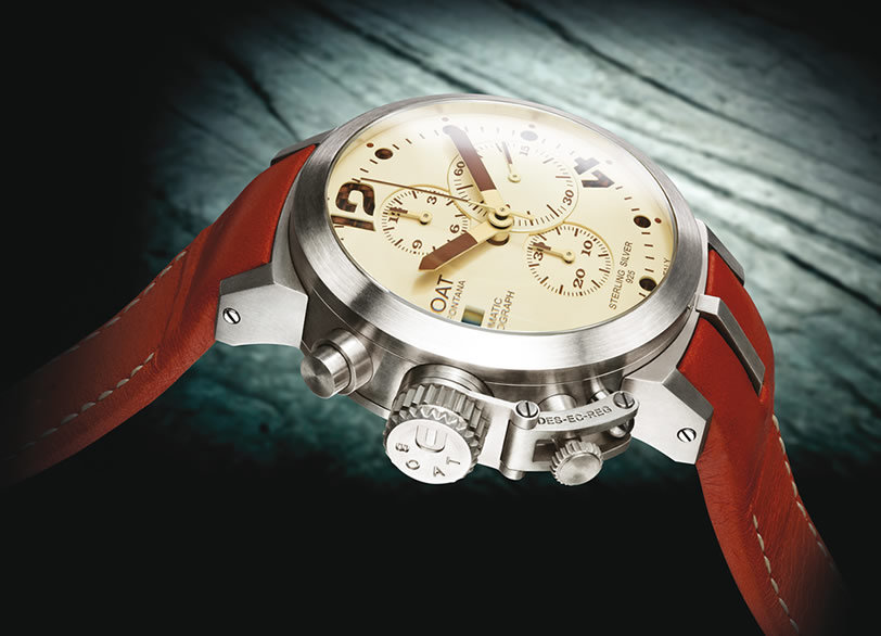Orologi u boat by italo fontana luxury made in tuscany for Classic italo house zenhiser