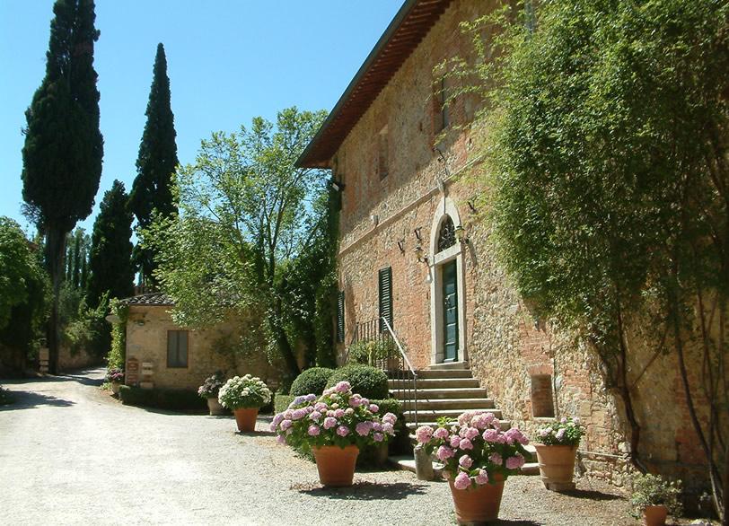 Donatella Winery Tuscany