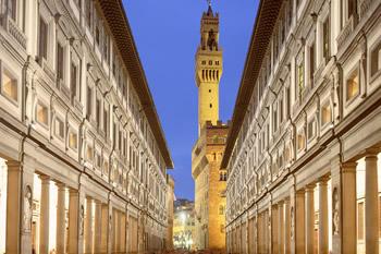Gli Uffizi di Firenze al top fra i musei mondiali