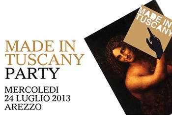 Tutti uniti per il Made in Tuscany