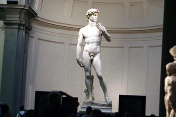 Il David di Michelangelo sarà il simbolo del Padiglione Italia all'Expo 2015.