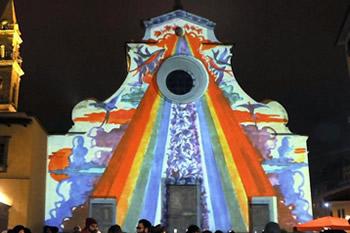 Concorso Dimora Luminosa, Basilica di Santo Spirito (Firenze)