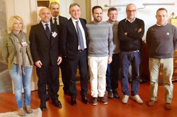 I lavoratori dell'IMA di Calenzano donano il premio di produttività al fondo regionale per il microcredito