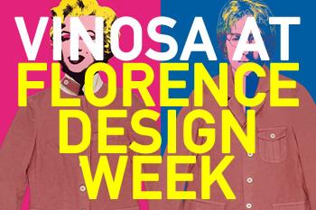 Vinosa Party al Florence Design Week 2014