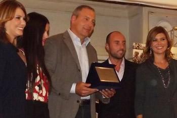 Premio Gioconda alla maison Marzi Firenze