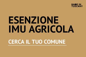 Ecco i 3.456 Comuni esenti dall'Imu agricola