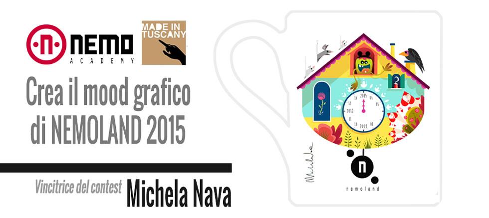 Il mug Made in Tuscany personalizzato dalla vincitrice