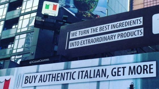 Parte da New York la campagna a difesa del Made in Italy