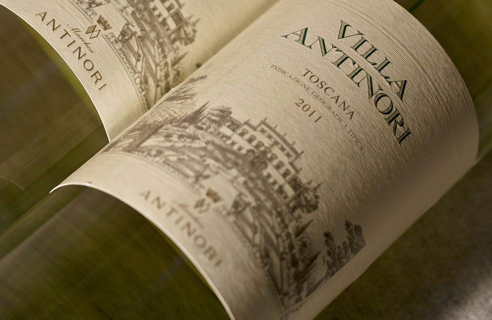 Uno dei vini più famosi della Cantina Antinori Firenze